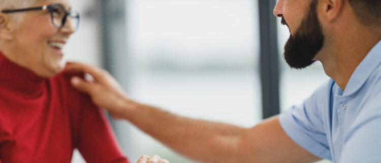 介護職の働き方についての面接質問内容
